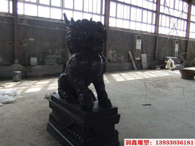 铜麒麟雕塑5
